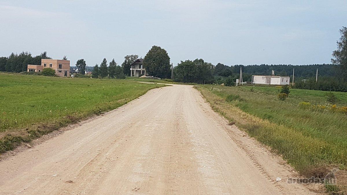 Vilnius, Mažieji Gulbinai, residential purpose vacant land