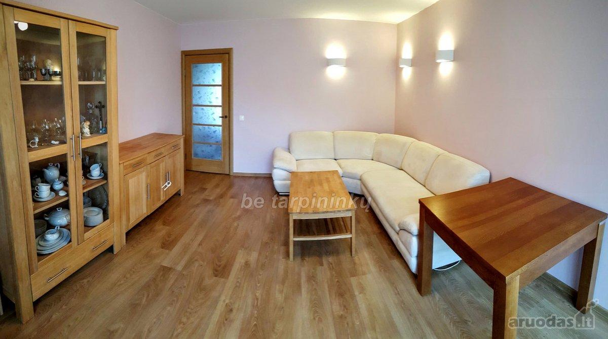 Vilnius, Naujoji Vilnia, Parko g., 3 kambarių butas