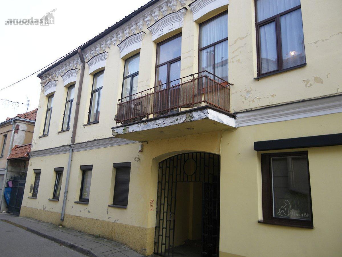 Kaunas, Senamiestis, J. Naugardo g., biuro, prekybinės, paslaugų paskirties patalpos nuomai