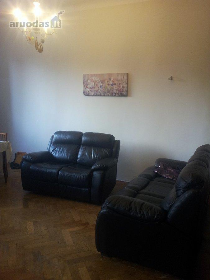 Kaunas, Centras, A. Mickevičiaus g., 3 kambarių butas