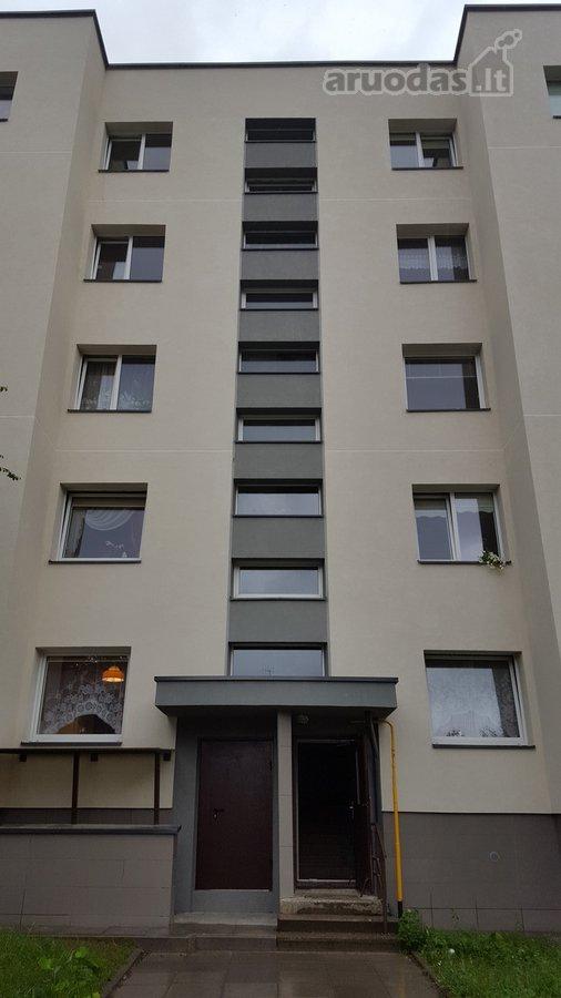 Ukmergės r. sav., Ukmergės m., Jaunimo g., 3 kambarių butas