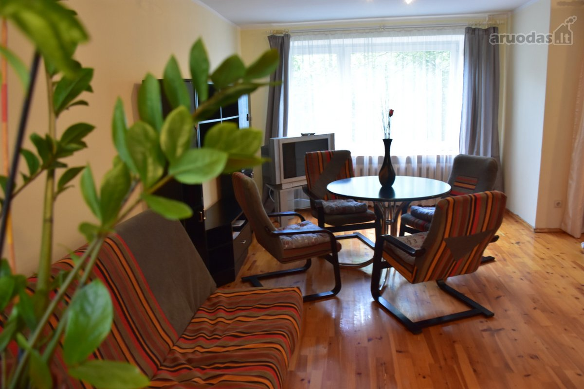 Vilnius, Antakalnis, Volungės g., 2 kambarių buto nuoma