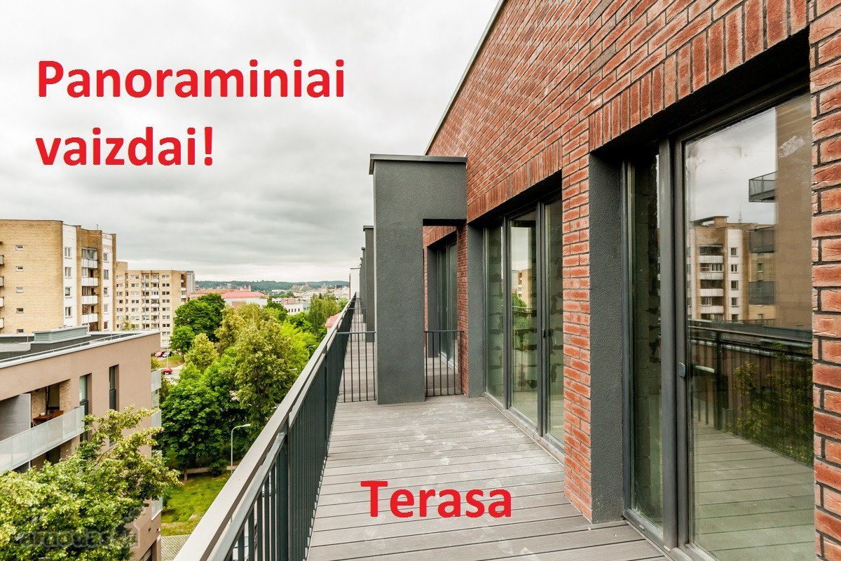 Vilnius, Žvėrynas, Sėlių g., 3 kambarių butas