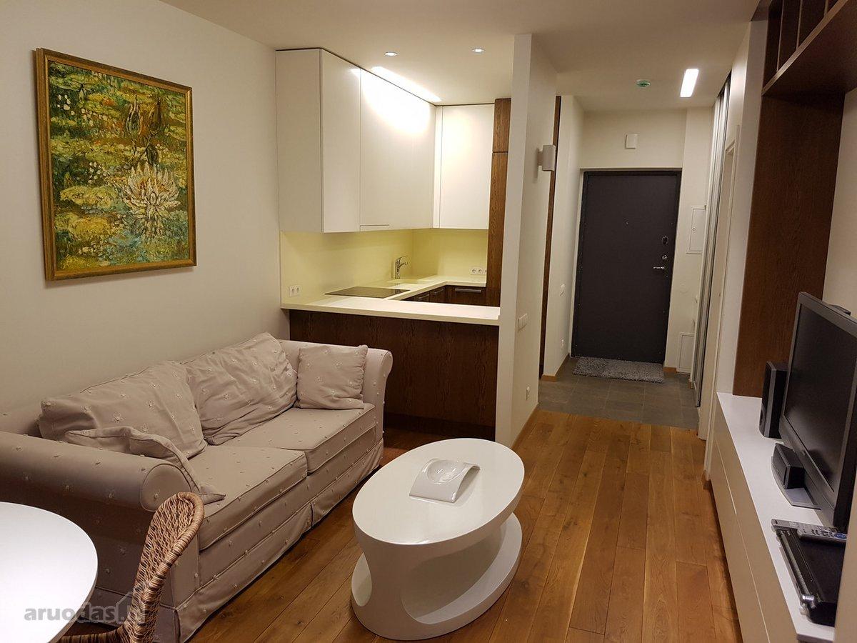 Vilnius, Šnipiškės, A. Juozapavičiaus g., 2 kambarių buto nuoma
