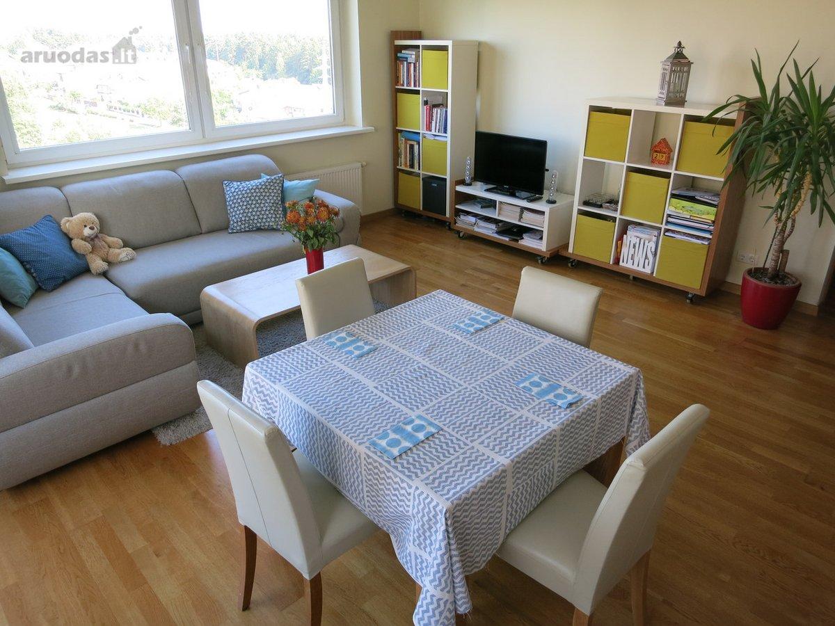 Vilnius, Baltupiai, Kalvarijų g., 2 kambarių butas