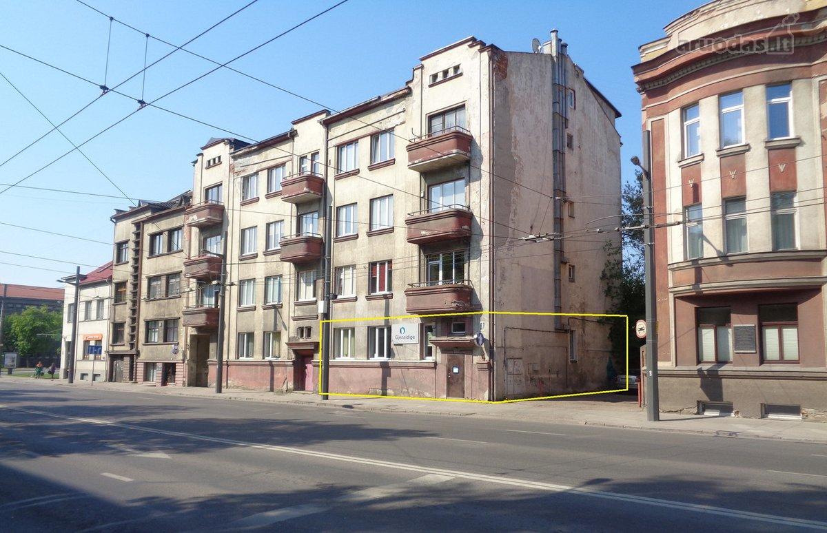 Kaunas, Senamiestis, Vytauto pr., 5 kambarių butas