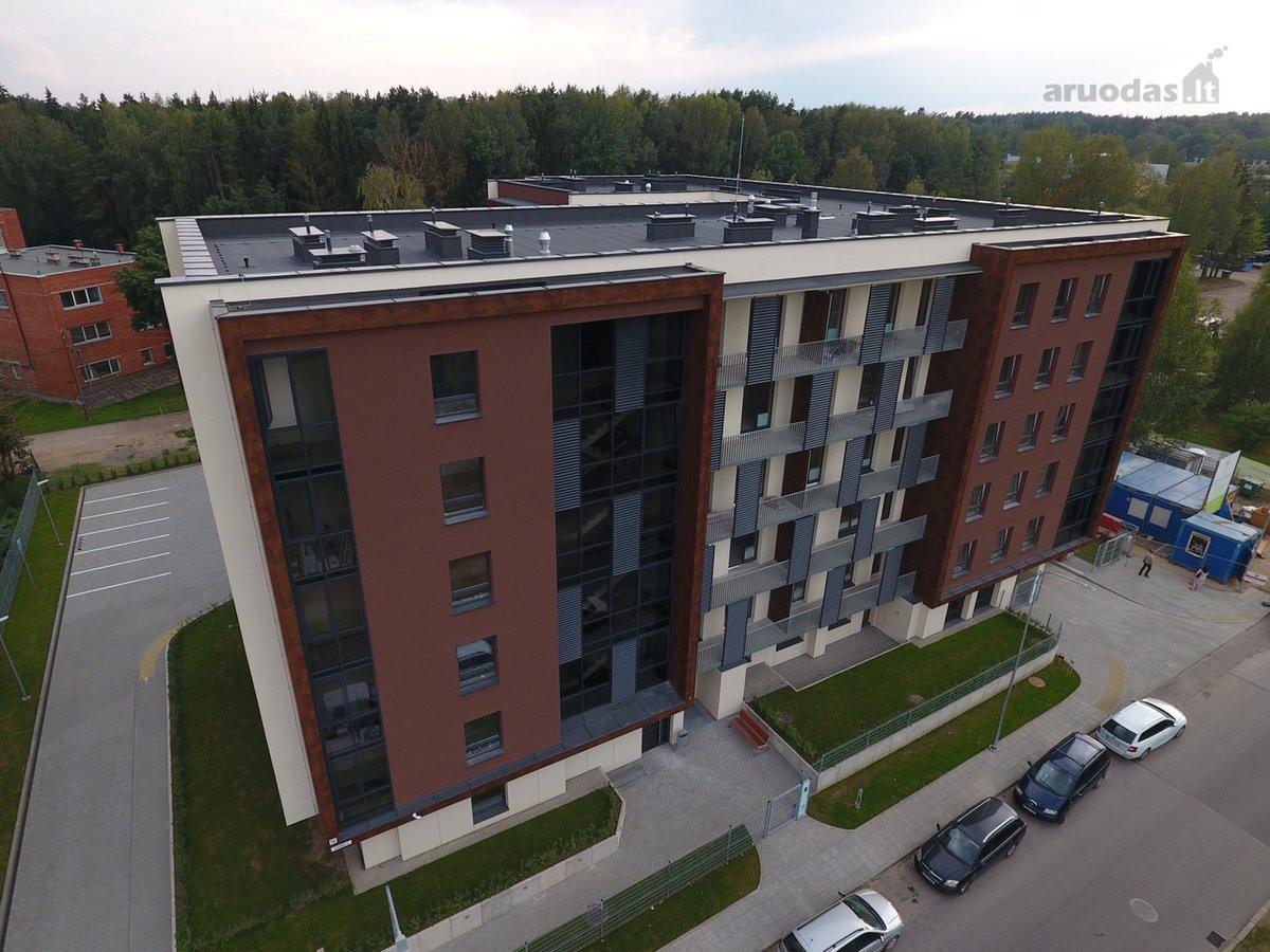 Vilnius, Fabijoniškės, Visorių g., 2 kambarių butas