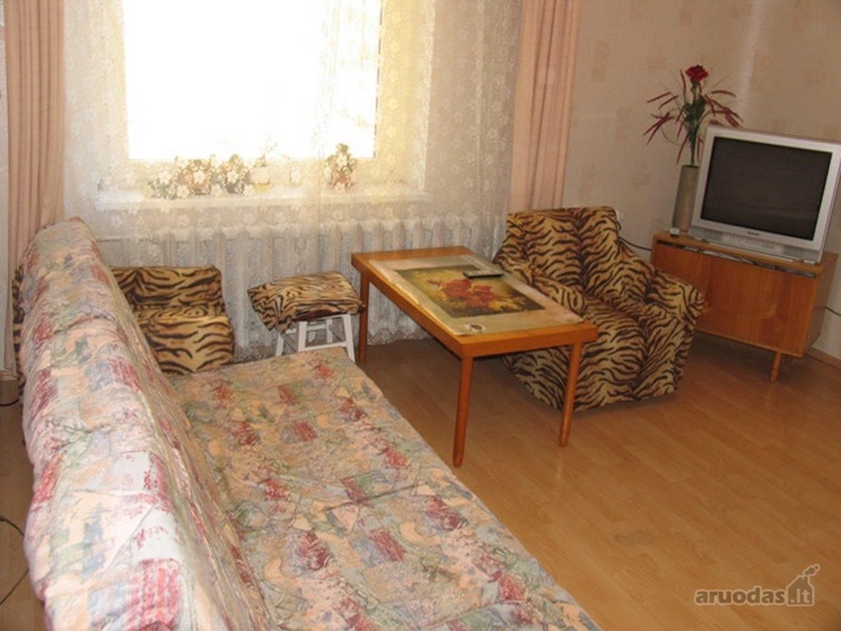 Vilnius, Šnipiškės, Konstitucijos pr., 3 kambarių buto nuoma