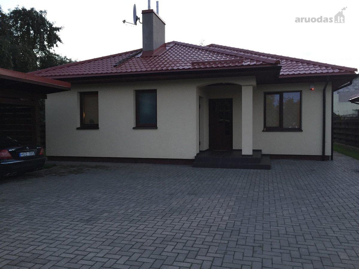 Vilnius, Salininkai, Kelmijos Sodų 33-ioji g., mūrinis namas