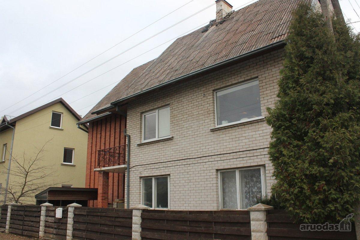 Kaunas, Vilijampolė, Pirmūnų g., mūrinio namo dalis
