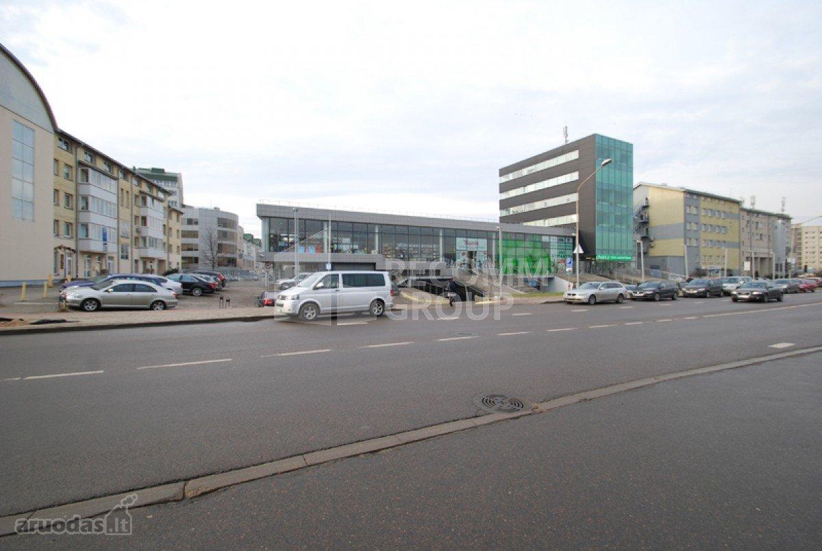 Vilnius, Pašilaičiai, Laisvės pr., biuro paskirties patalpos nuomai