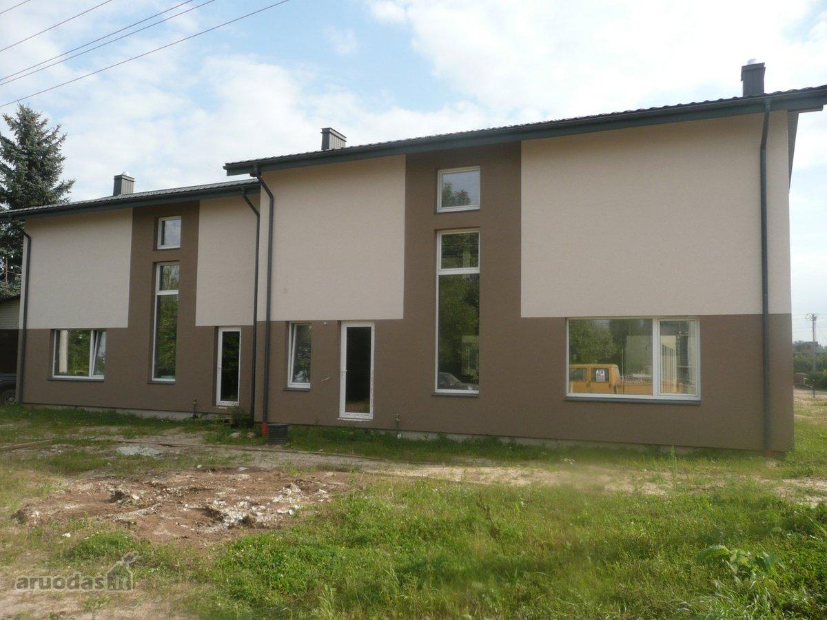 Kaunas, Freda, Laimės g., mūrinis sublokuotas namas