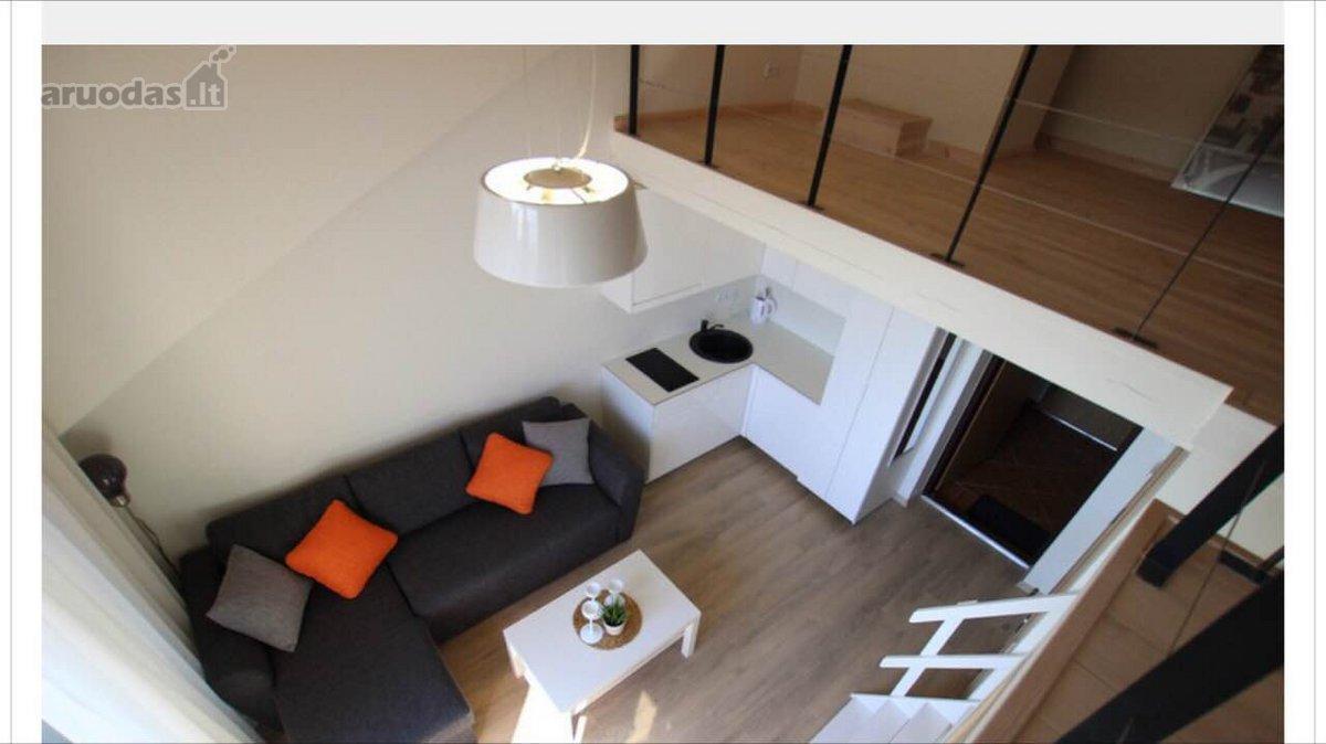 Palanga, Ganyklų g., 3 kambarių butas
