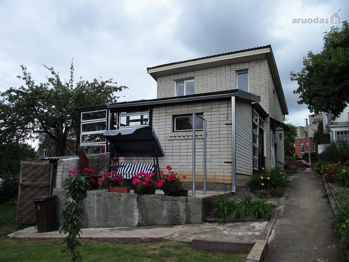 Ignalinos m., Sodų g., mūrinis sodo namas