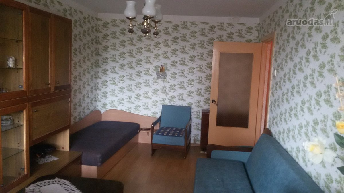 Šiauliai, Dainiai, Dainų g., 1 kambario butas