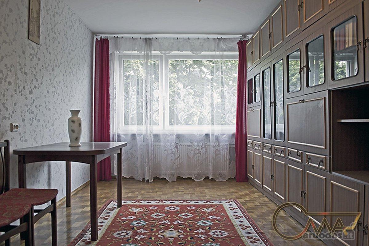 Vilnius, Viršuliškės, Tujų g., 2 kambarių buto nuoma