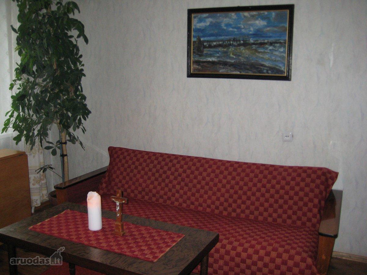 Vilnius, Šeškinė, Gelvonų g., kambario nuoma 4 kambarių bute