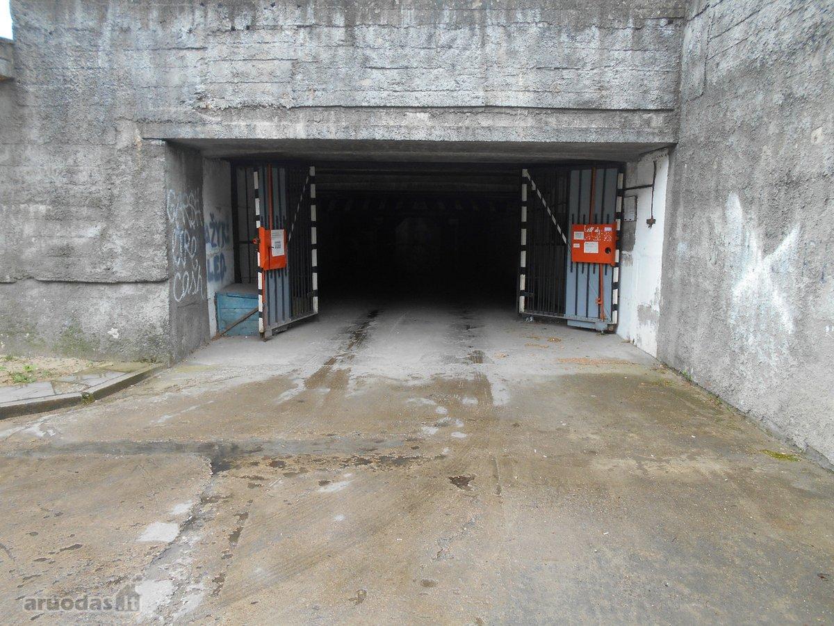 Vilnius, Pilaitė, I. Kanto al., požeminis garažas