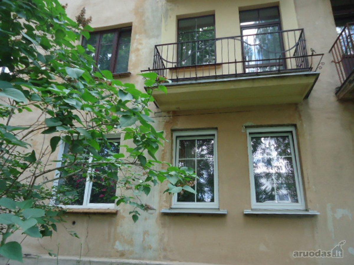 Vilnius, Šnipiškės, Verkių g., 2 kambarių butas