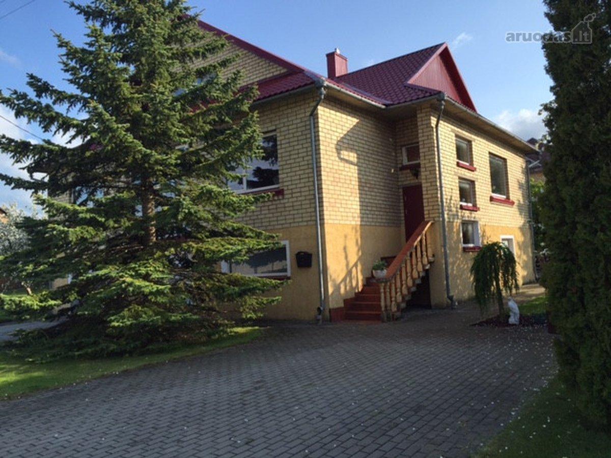Radviliškio r. sav., Radviliškio m., Eibariškių g., mūrinis namas
