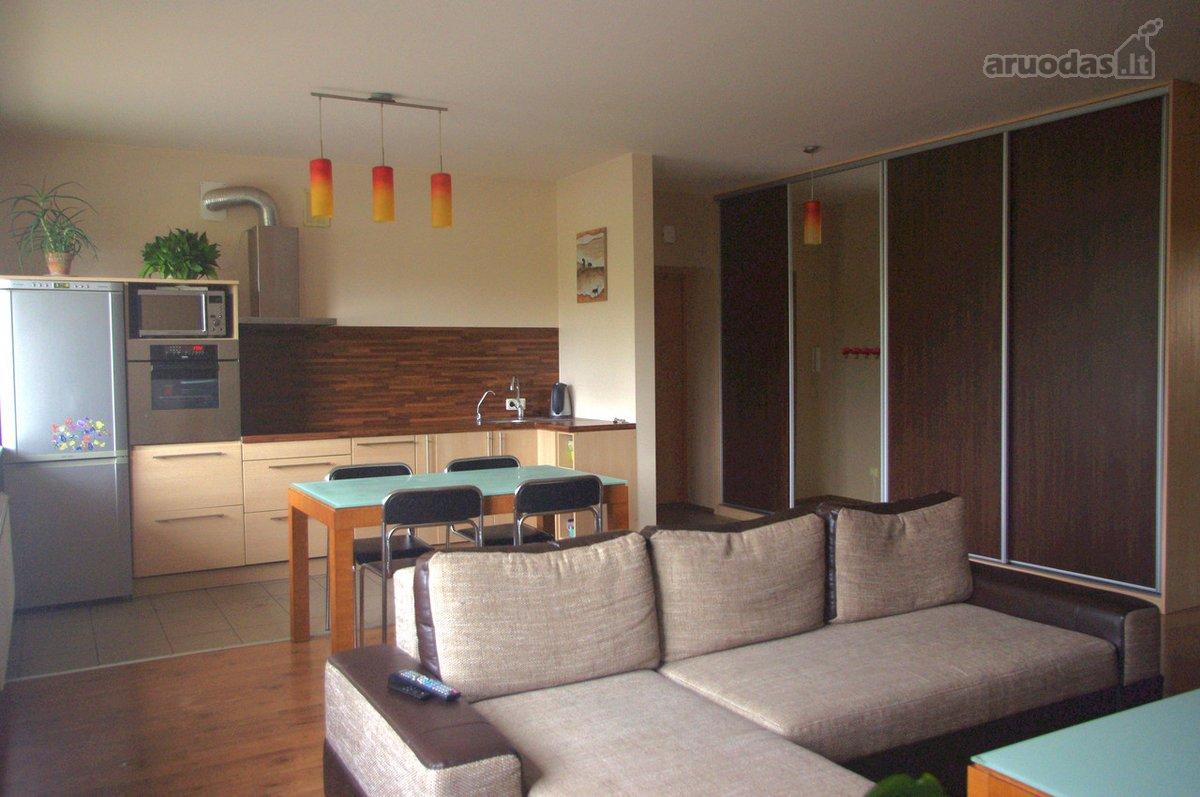 Vilnius, Pilaitė, Gilužio g., 2 kambarių butas