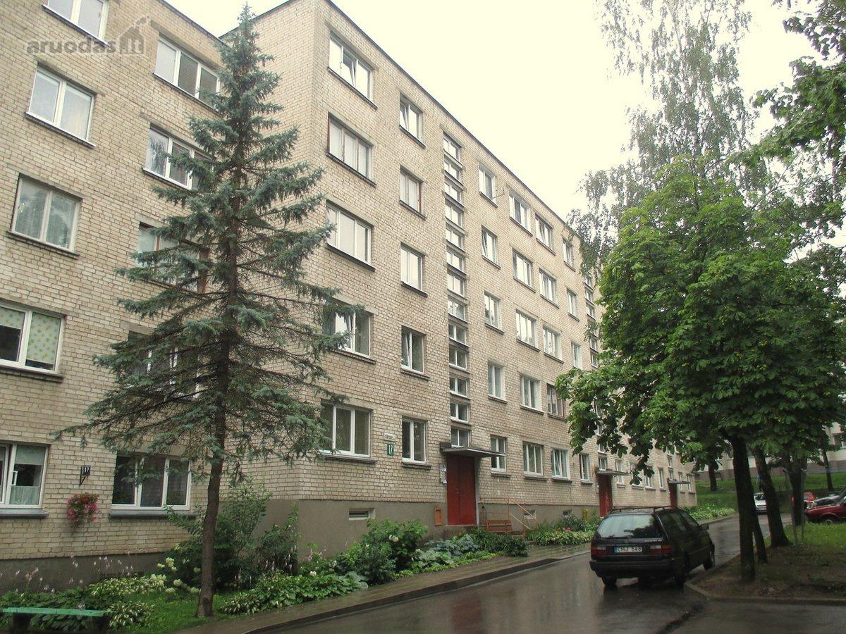 Alytus, Dainava, Tvirtovės g., kambario nuoma 3 kambarių bute