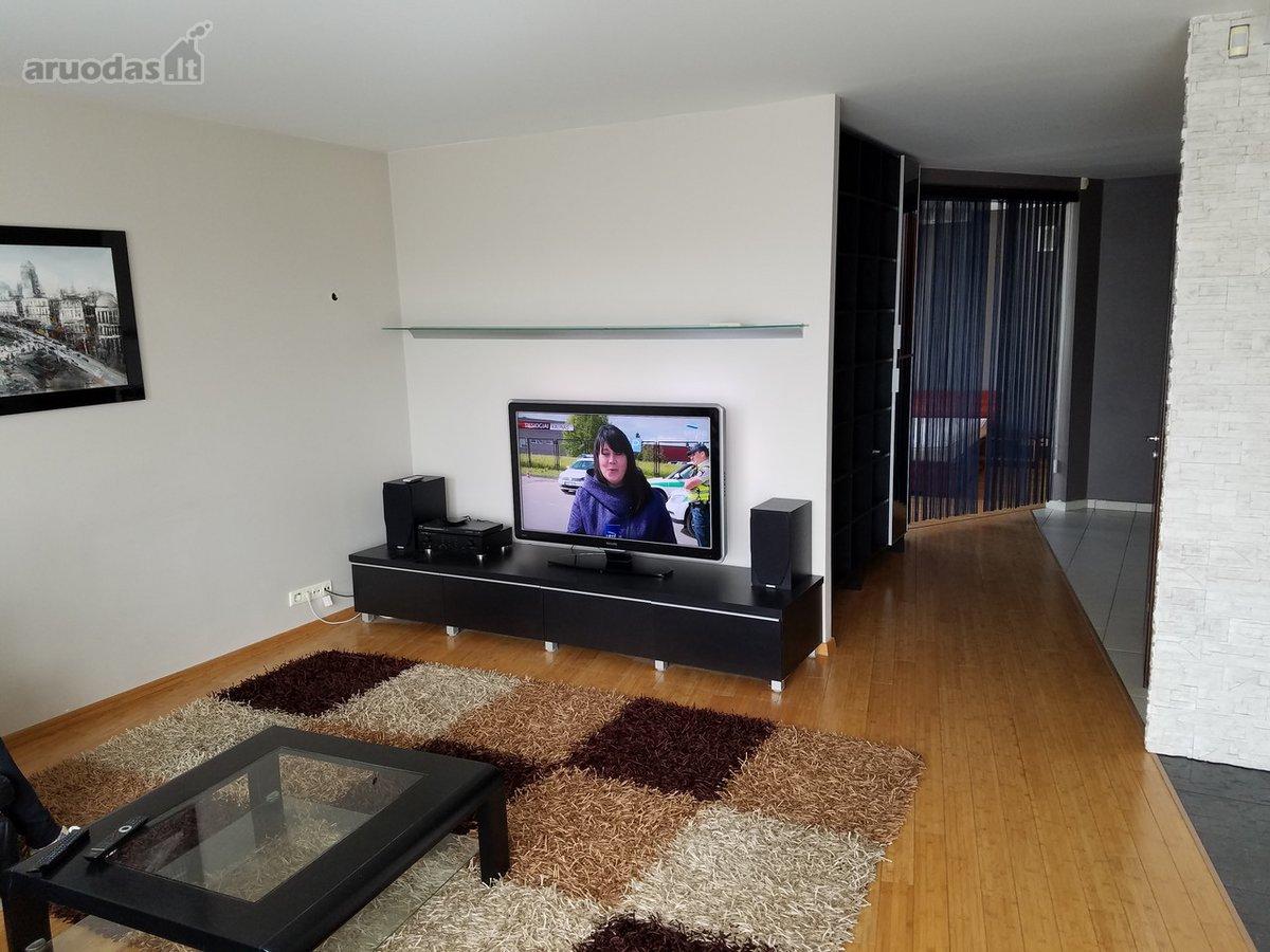 Vilnius, Naujamiestis, Mindaugo g., 2 kambarių buto nuoma