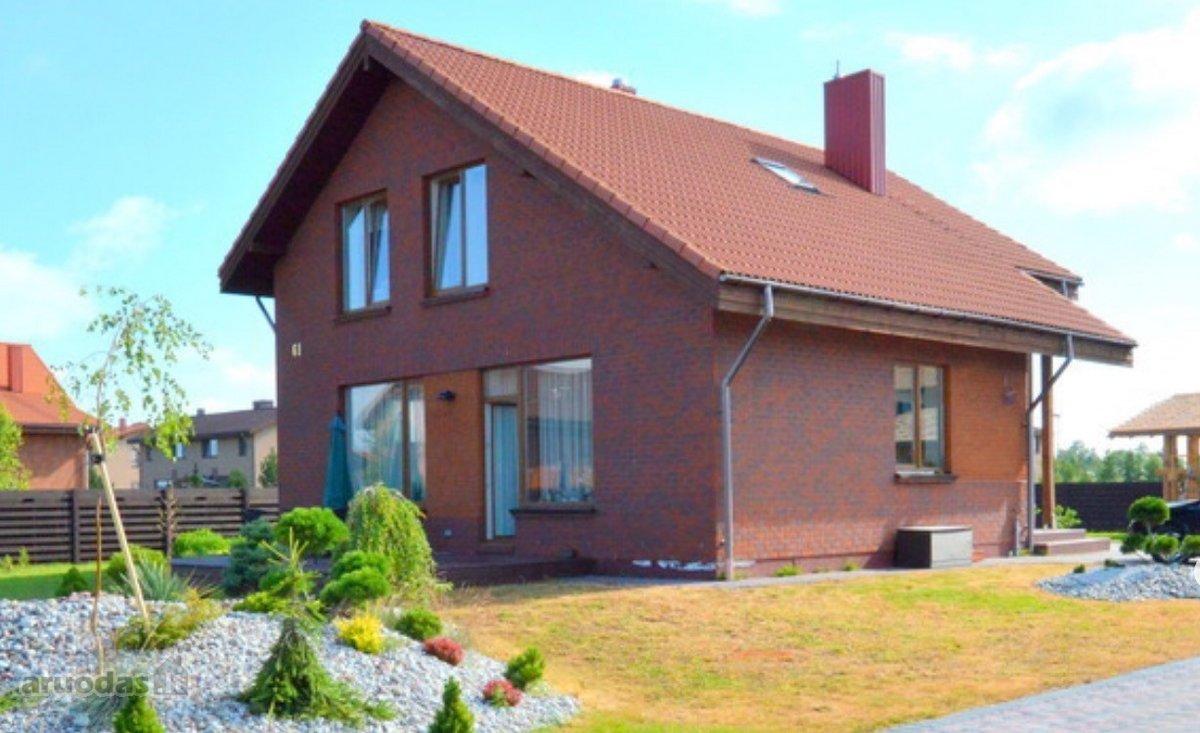 Klaipėdos r. sav., Normantų k., Pilsoto g., mūrinis namas