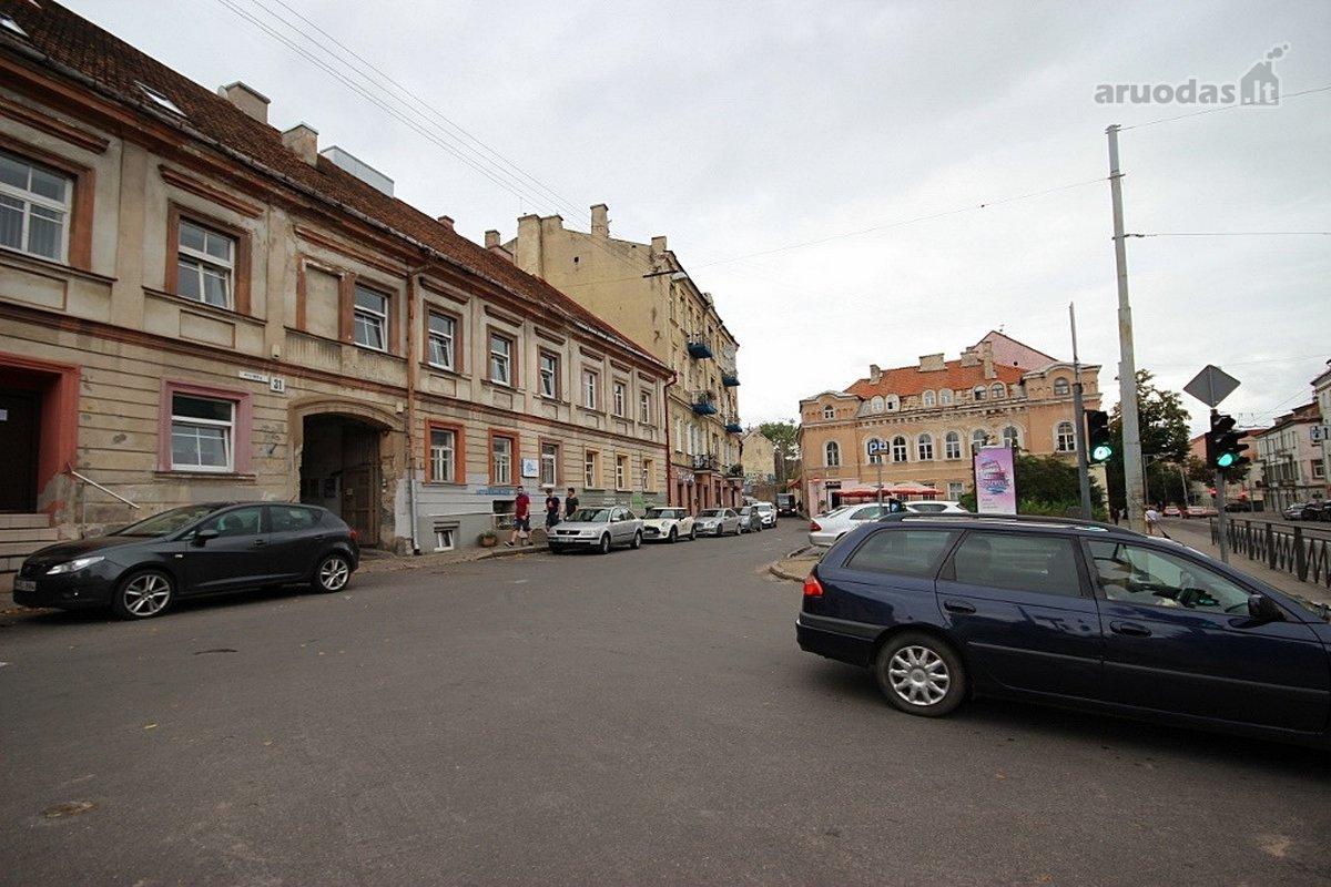 Vilnius, Senamiestis, Pylimo g., biuro, kita paskirties patalpos nuomai