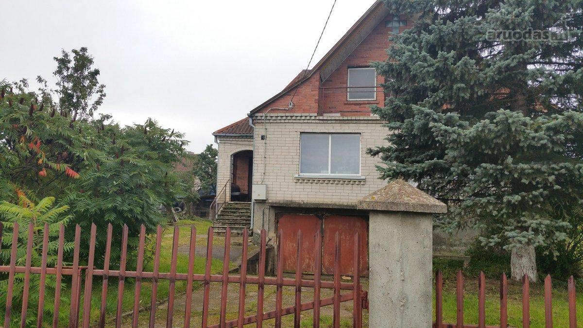 Kėdainių r. sav., Pelėdnagių k., Ašarėnos g., mūrinis namas