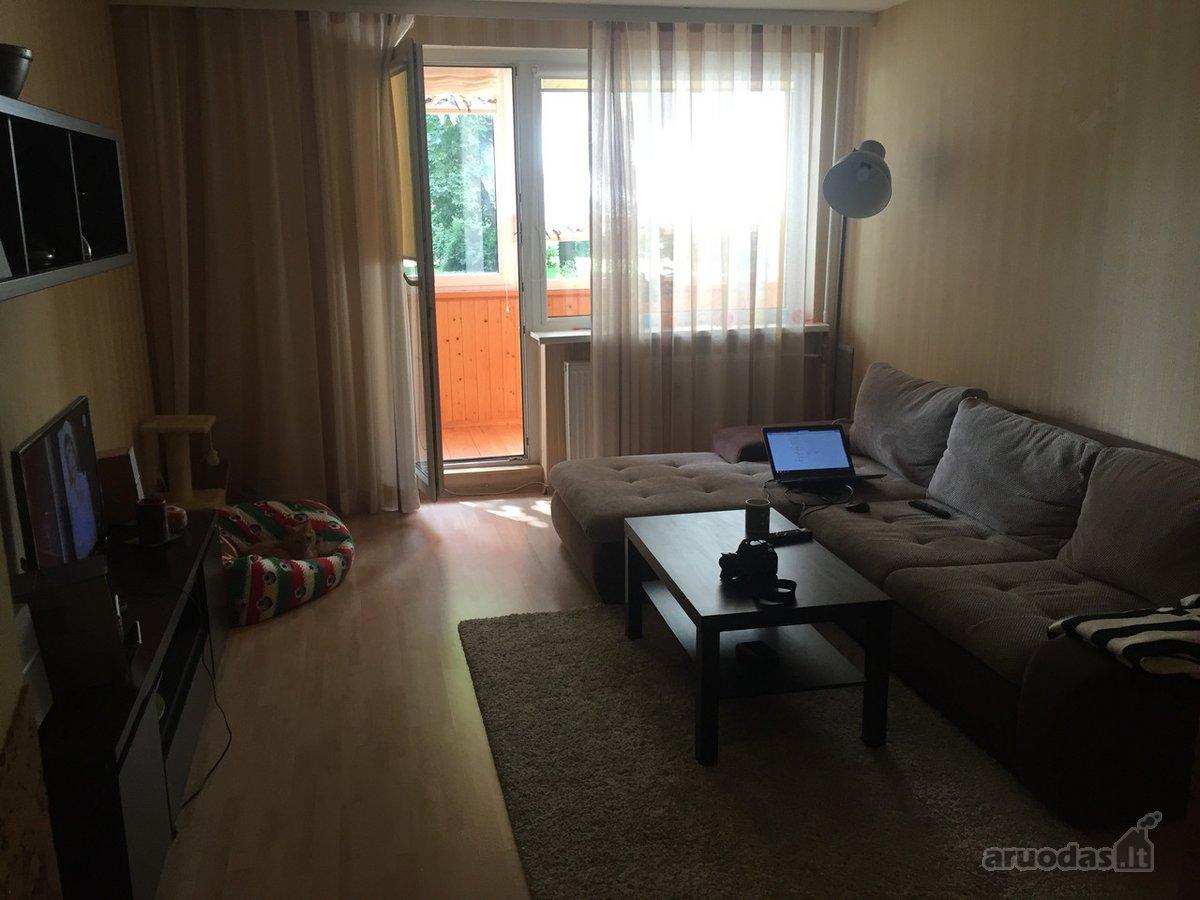 Vilnius, Naujamiestis, Skroblų g., 3 kambarių butas
