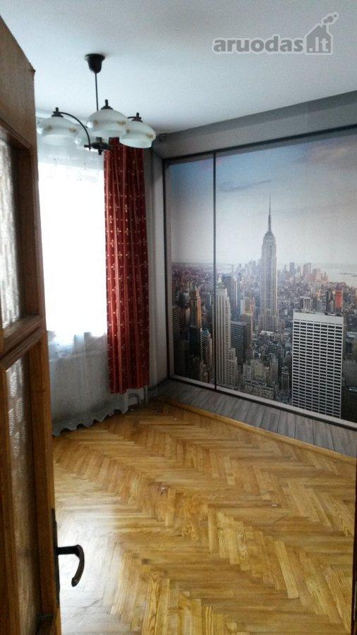 Kaunas, Šilainiai, Šarkuvos g., 4 kambarių buto nuoma