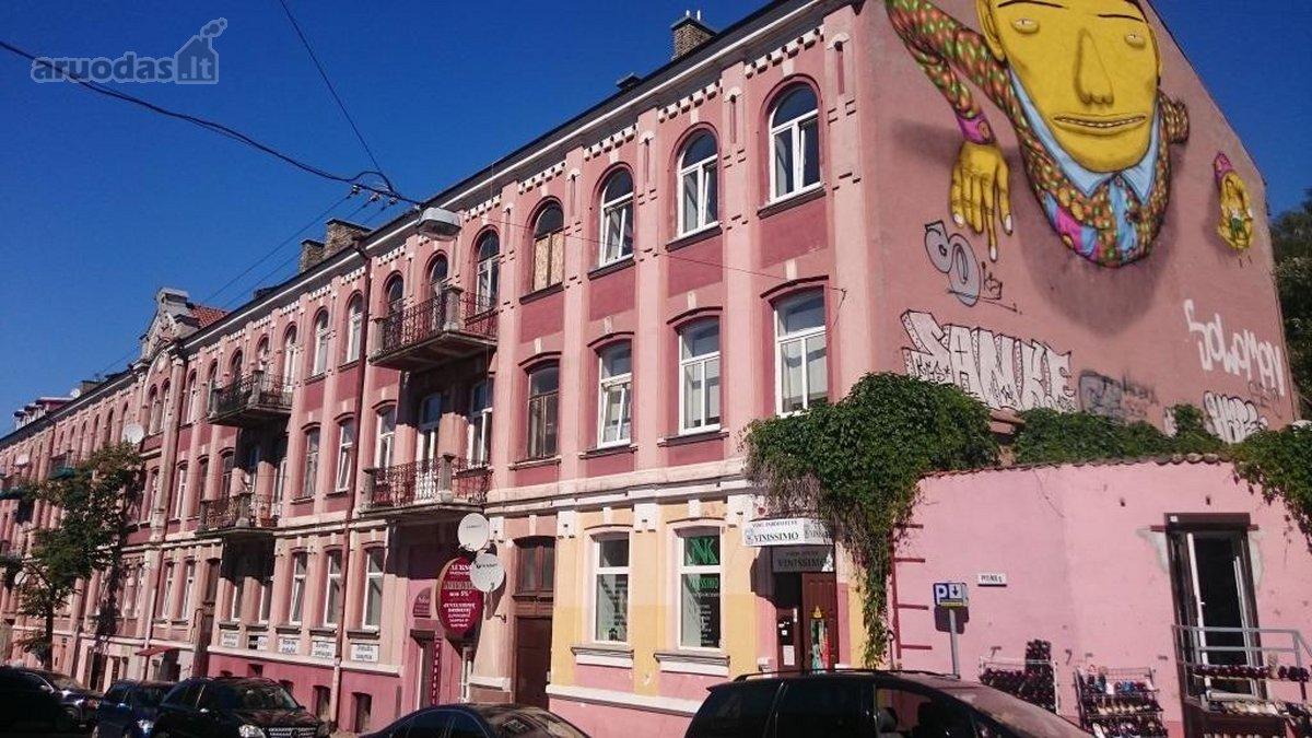 Vilnius, Senamiestis, Pylimo g., 4 kambarių butas