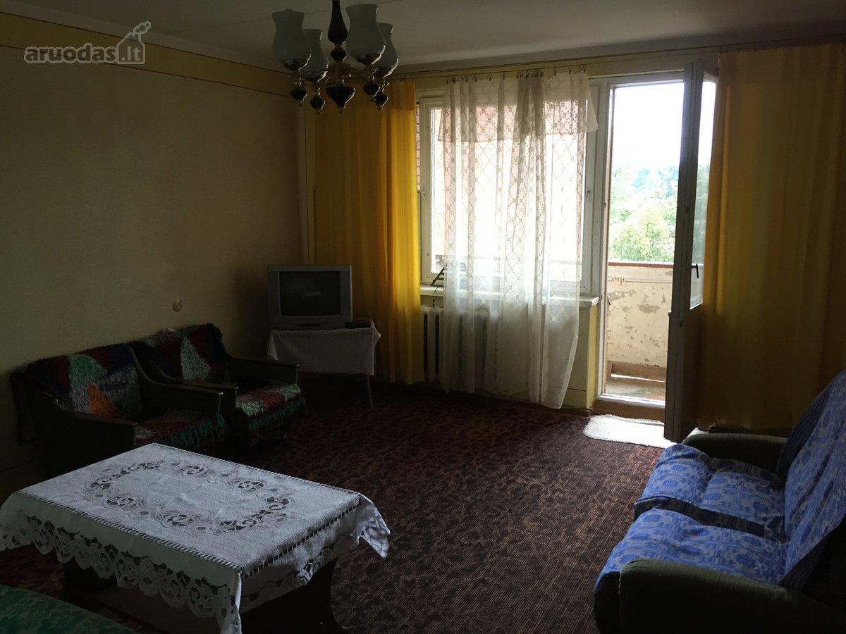 Druskininkų m., Merkinės g., 2 kambarių butas