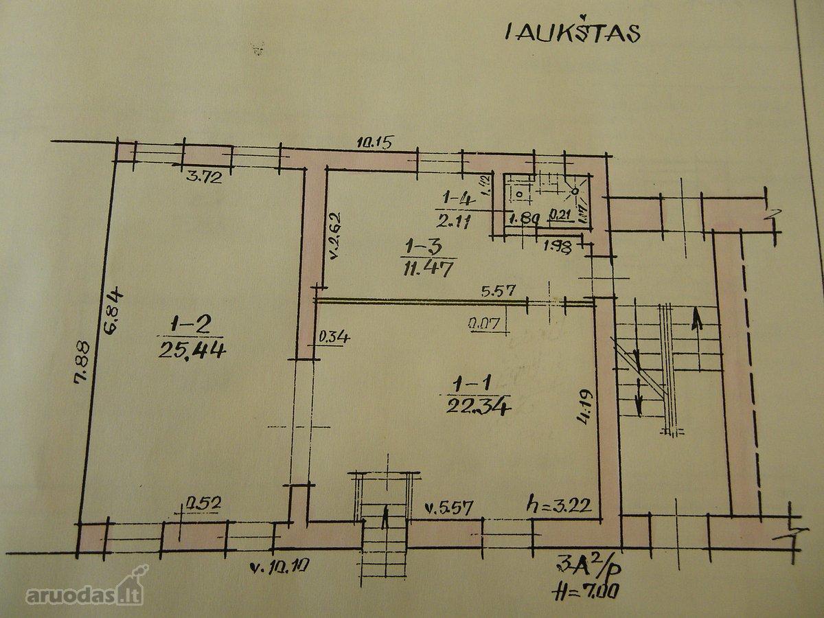 Kaunas, Senamiestis, L. Zamenhofo g., biuro, prekybinės paskirties patalpos