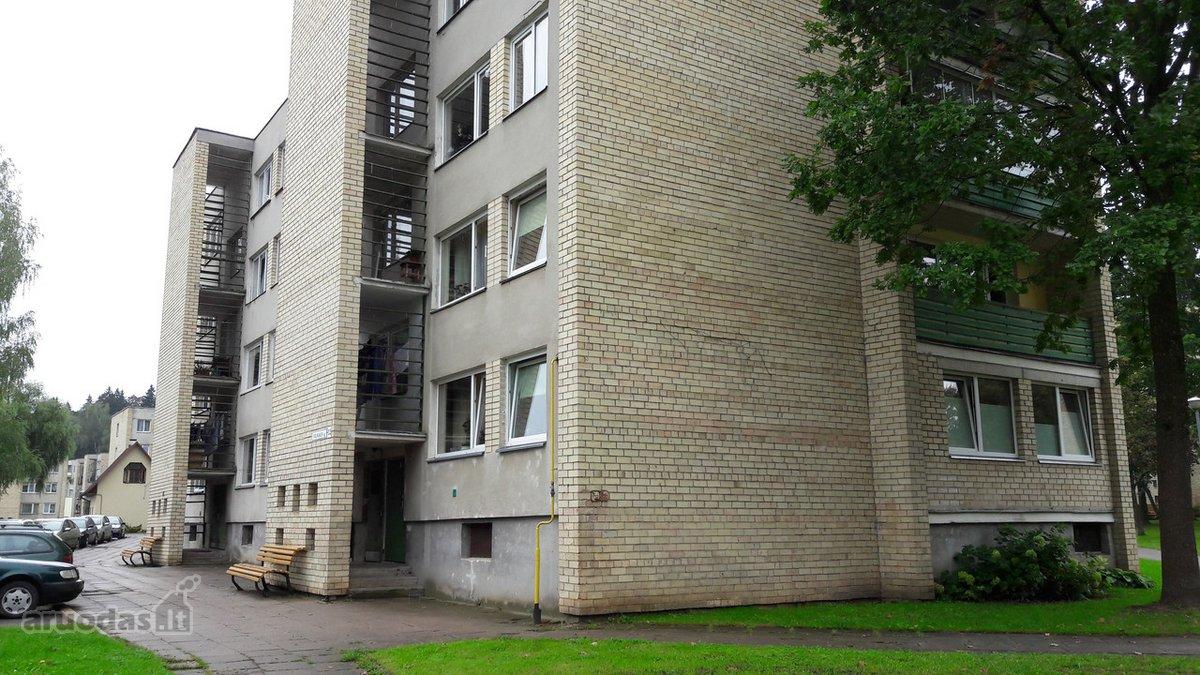 Birštono m., Vilniaus g., 1 kambario butas