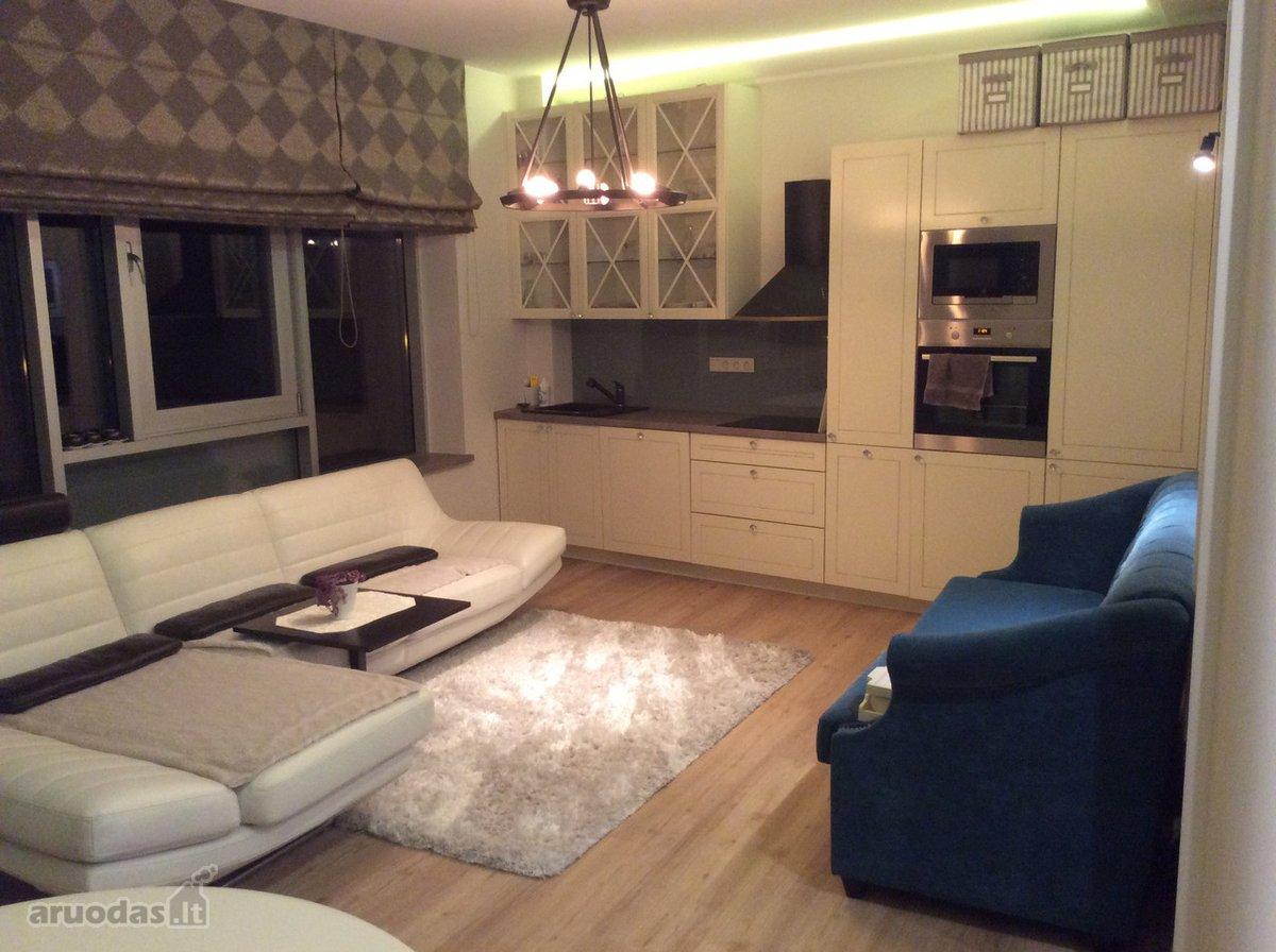 Klaipėda, Centras, S. Daukanto g., 2 kambarių buto nuoma