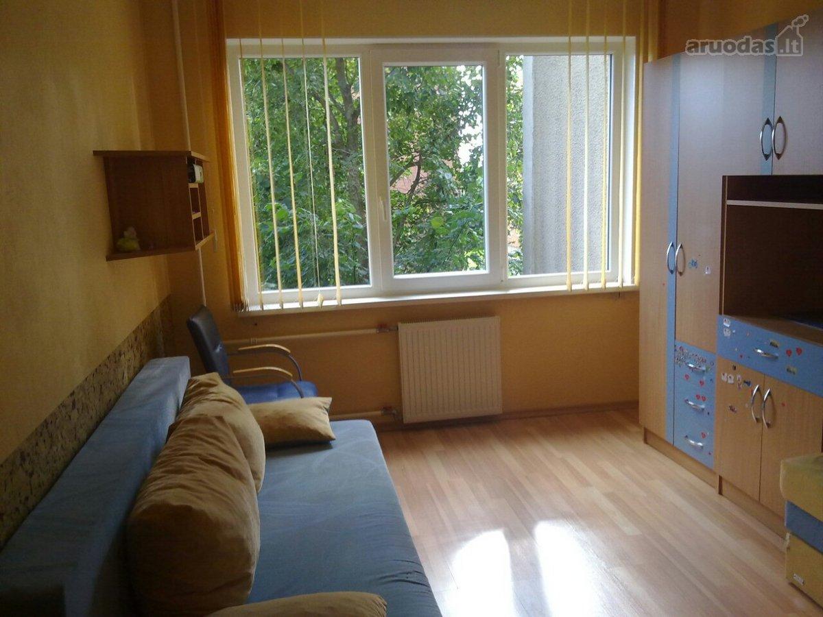 Šiaulių r. sav., Kuršėnų m., Vilniaus g., 3 kambarių butas