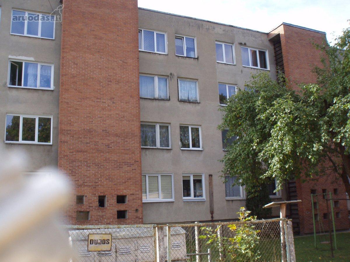 Kupiškio r. sav., Kupiškio m., Vytauto g., 3 kambarių butas