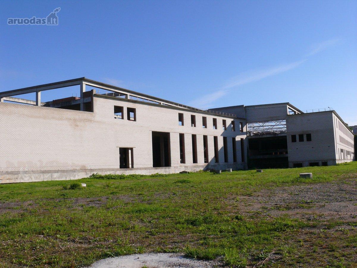 Kaunas, Centras, Šiaulių g., prekybinės paskirties patalpos