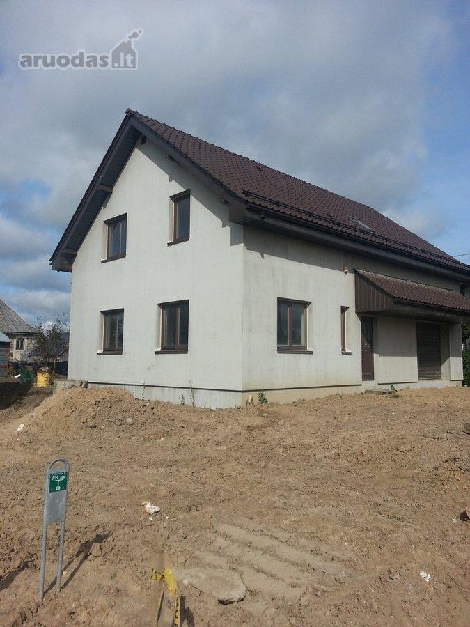 Telšių m., Dobilo g., mūrinis namas