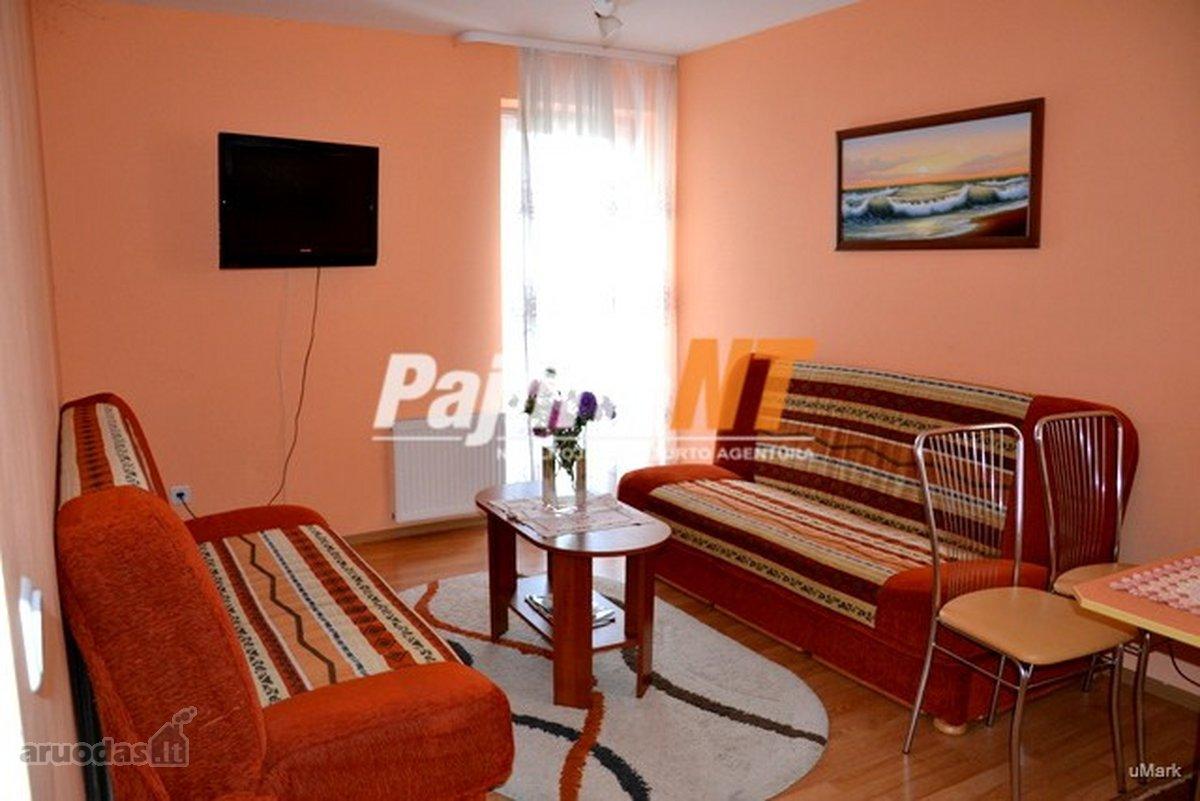 Palanga, Žvejų g., 1 kambario butas