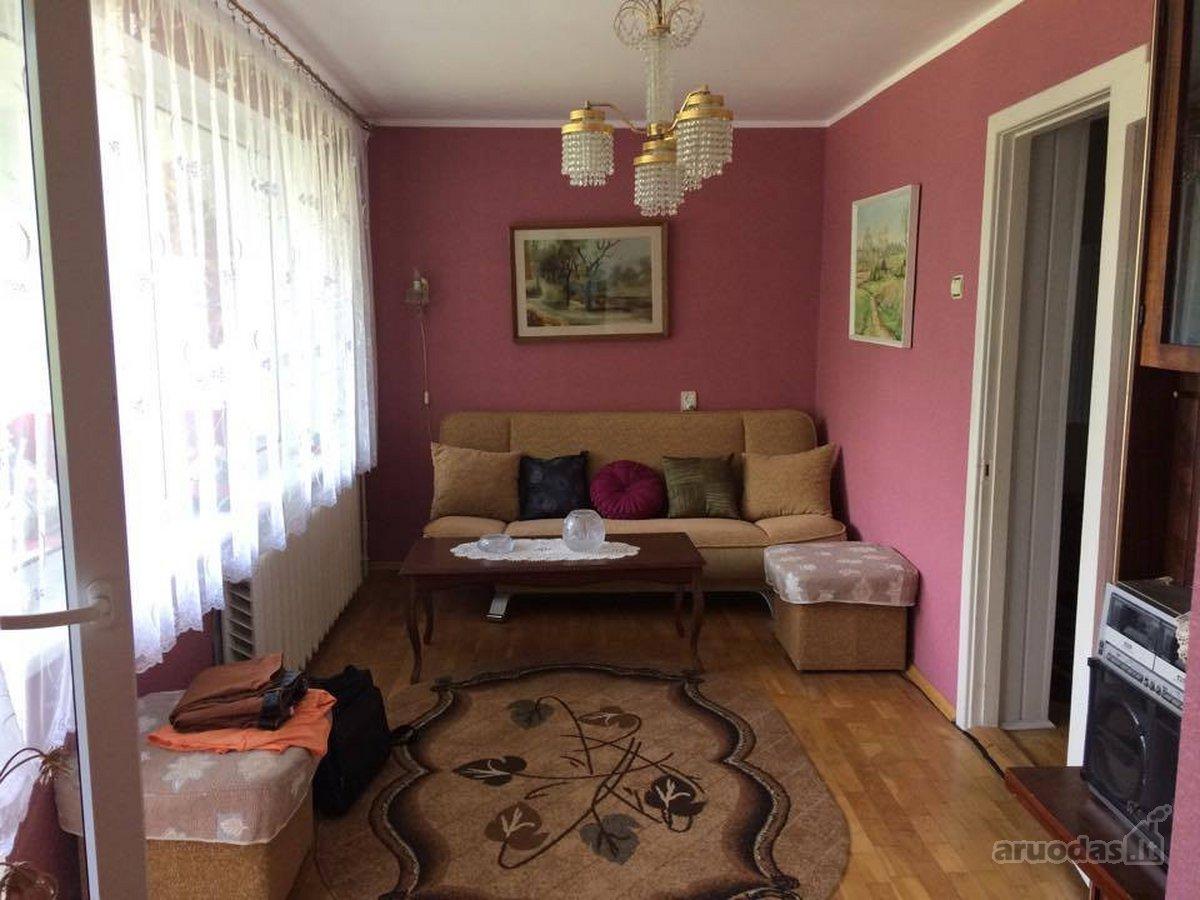 Birštono m., Kęstučio g., 3 kambarių butas