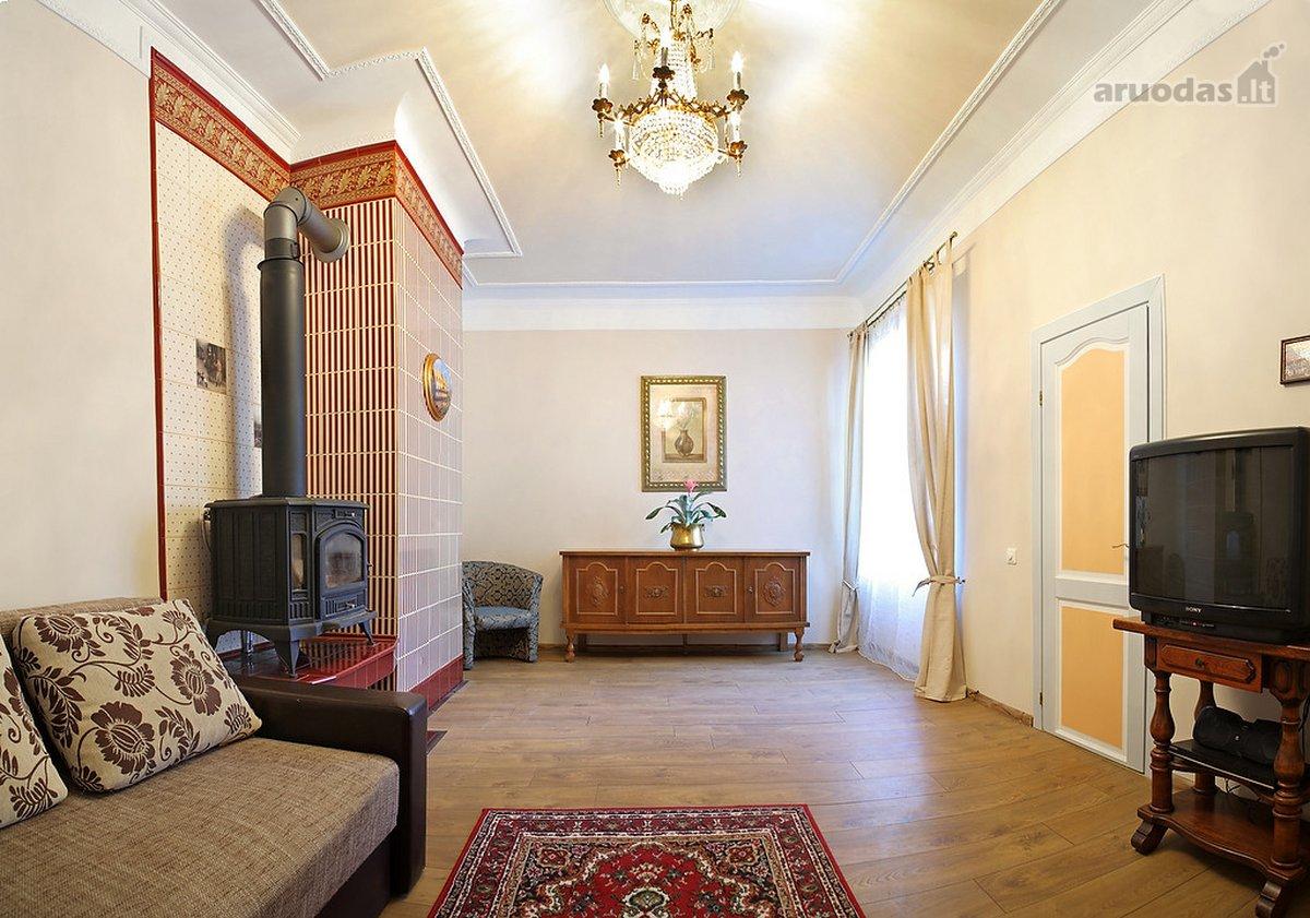 Vilnius, Užupis, Filaretų g., 2 kambarių butas