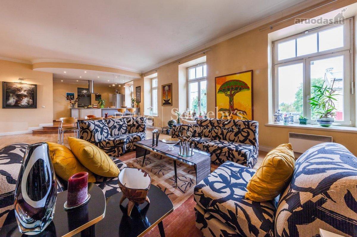 Vilnius, Naujamiestis, M. K. Čiurlionio g., 5 kambarių buto nuoma