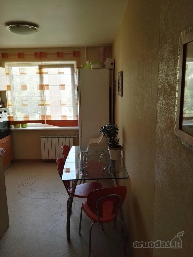 Mažeikių m., J. Tumo-Vaižganto g., 4 kambarių butas