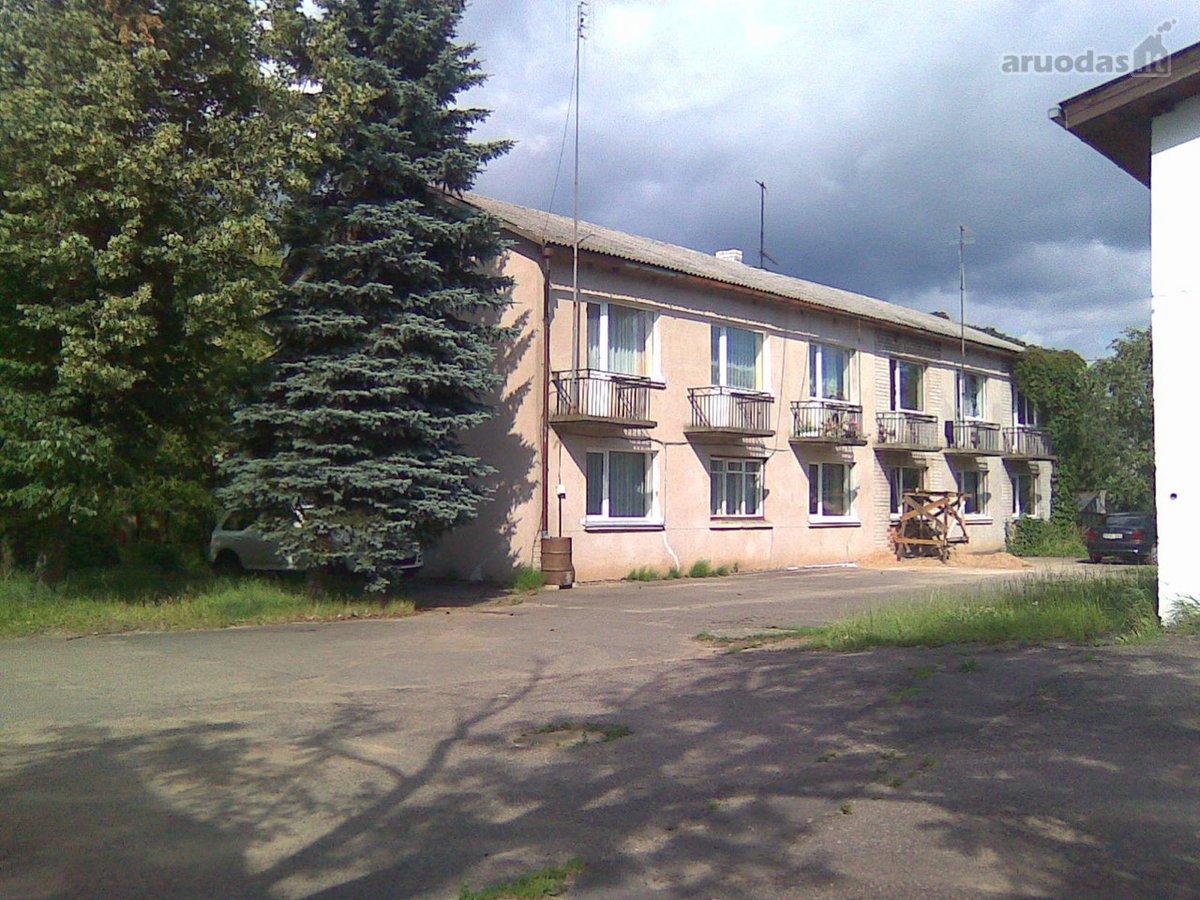 Elektrėnų sav., Vievio m., Kauno g., mūrinis sublokuotas namas