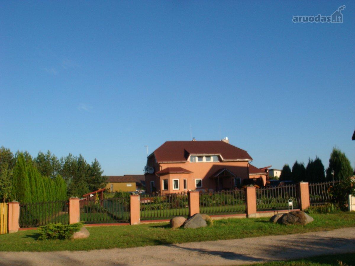 Vilniaus r. sav., Riešės k., Žiedo g., blokinis namas