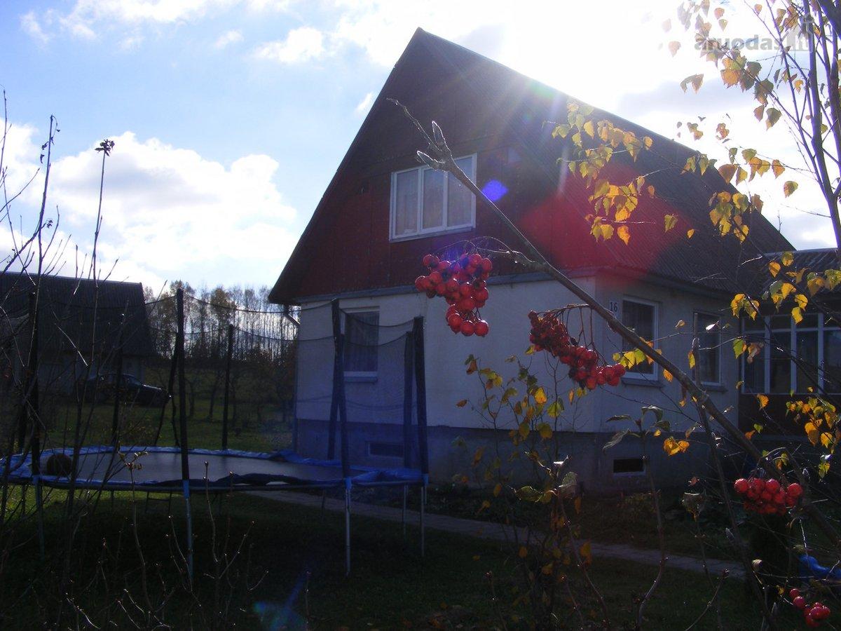 Ignalinos r. sav., Antalksnės k., Amatų g., Sodyba