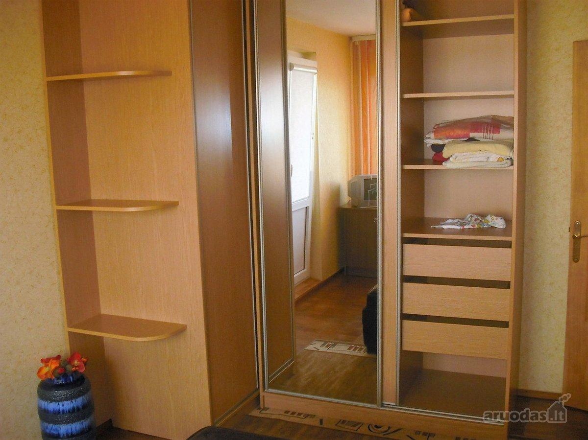 Panevėžys, Kniaudiškis, Projektuotojų g., 2 kambarių butas